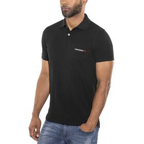 Didriksons 1913 William - T-shirt manches courtes Homme - noir